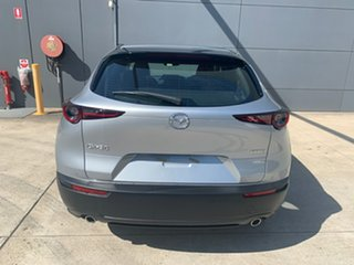 2020 Mazda CX-30 DM2W7A G20 SKYACTIV-Drive Pure Sonic Silver 6 Speed Sports Automatic Wagon