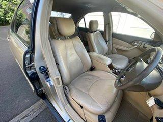 2000 Mercedes-Benz S320 W220 Gold 5 Speed Automatic Sedan