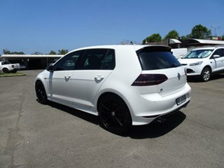 2015 Volkswagen Golf VII MY16 R DSG 4MOTION Wolfsburg Edition Oryx White Pearl 6 Speed.