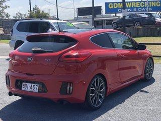 2014 Kia Pro_ceed JD MY14 GT Red 6 Speed Manual Hatchback