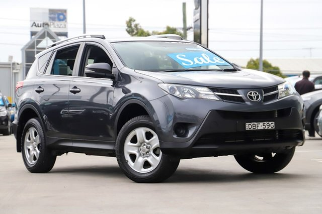 Used Toyota RAV4 ZSA42R MY14 GX 2WD Kirrawee, 2014 Toyota RAV4 ZSA42R MY14 GX 2WD Grey 7 Speed Constant Variable Wagon
