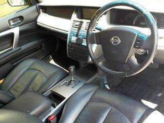 2008 Nissan Maxima J31 MY06 ST-L Silver 6 Speed Constant Variable Sedan