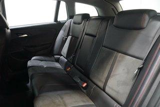 2016 Holden Commodore VF II MY16 SS Sportwagon Black Silver 6 Speed Sports Automatic Wagon