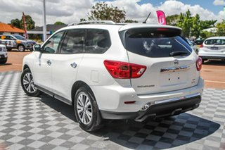 2019 Nissan Pathfinder R52 Series III MY19 ST-L X-tronic 4WD Ivory Pearl 1 Speed Constant Variable.