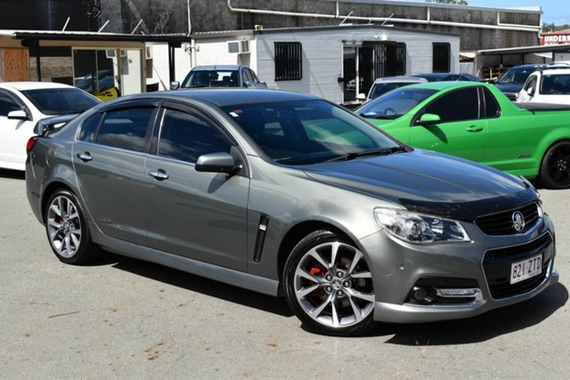 Used Holden Commodore VF SS-V Underwood, 2013 Holden Commodore VF SS-V Grey 6 Speed Automatic Sedan