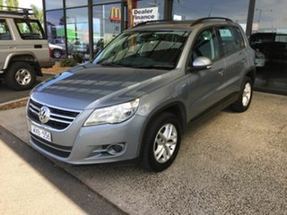 2008 Volkswagen Tiguan 5NC MY09 103 TDI Grey 6 Speed Tiptronic Wagon