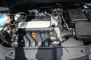 2007 Volkswagen Jetta 1KM MY08 Upgrade 2.0 FSI Grey & Blue 6 Speed Tiptronic Sedan
