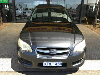 2006 Subaru Liberty MY06 3.0R Grey 5 Speed Auto Elec Sportshift Wagon.