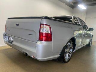2012 Ford Falcon FG Upgrade XR6 Limited Edition Silver 6 Speed Auto Seq Sportshift Utility.
