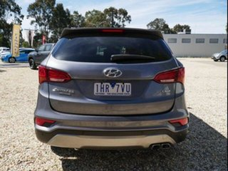 2016 Hyundai Santa Fe DM Series II (DM3) Highlander CRDi (4x4) Silver 6 Speed Automatic Wagon