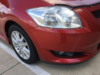 2008 Toyota Corolla ZRE152R Levin ZR Red 6 Speed Manual Hatchback
