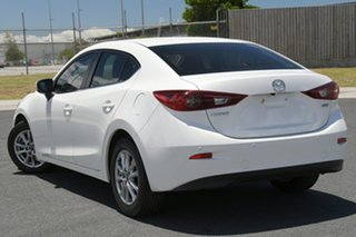 2016 Mazda 3 BM MY15 Maxx White 6 Speed Automatic Sedan.