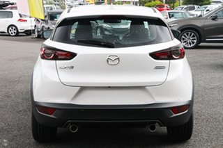 2020 Mazda CX-3 DK2W7A Akari SKYACTIV-Drive FWD LE White 6 Speed Sports Automatic Wagon.