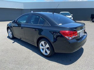 2013 Holden Cruze JH Series II MY13 CD Black 5 Speed Manual Sedan