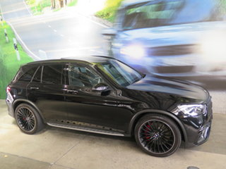2020 Mercedes-Benz GLC-Class X253 801MY GLC63 AMG SPEEDSHIFT MCT 4MATIC+ S Black 9 Speed.