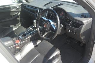 2015 Porsche Macan 95B MY15 S PDK AWD Diesel White 7 Speed Sports Automatic Dual Clutch Wagon