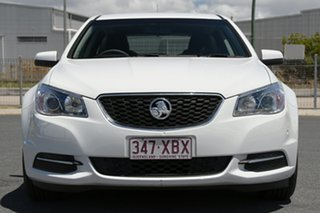 2017 Holden Commodore VF II MY17 Evoke Heron White 6 Speed Automatic Sportswagon
