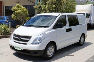 2015 Hyundai iLOAD TQ2-V MY15 Crew Cab White 5 speed Automatic Van.