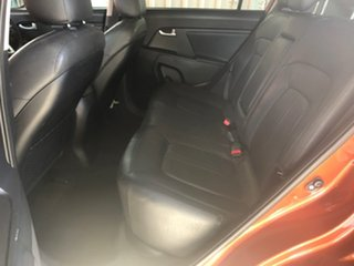 2010 Kia Sportage SL Platinum (AWD) Orange 6 Speed Automatic Wagon