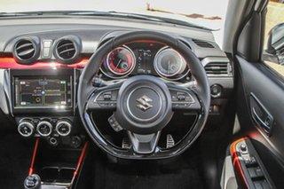 2020 Suzuki Swift AZ Series II Sport Pure White 6 Speed Manual Hatchback
