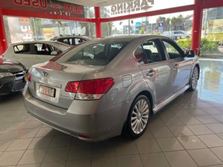 2010 Subaru Liberty B5 MY10 2.5i Sports Lineartronic AWD Premium Silver 6 Speed Constant Variable