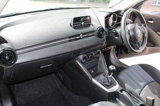 2016 Mazda 2 DJ MY16 Neo Black 6 Speed Manual Hatchback