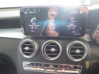 2020 Mercedes-Benz GLC-Class X253 801MY GLC63 AMG SPEEDSHIFT MCT 4MATIC+ S Black 9 Speed