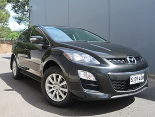 2011 Mazda CX-7 ER10L2 Classic Activematic Brown 5 Speed Sports Automatic Wagon.