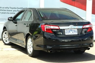 2013 Toyota Camry ASV50R Atara SL Black 6 Speed Sports Automatic Sedan