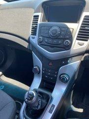 2013 Holden Cruze JH Series II MY13 CD Black 5 Speed Manual Sedan