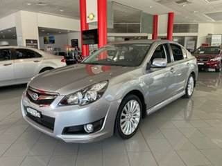2010 Subaru Liberty B5 MY10 2.5i Sports Lineartronic AWD Premium Silver 6 Speed Constant Variable.