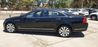2012 Holden Caprice WM II MY12.5 V Black 6 Speed Sports Automatic Sedan
