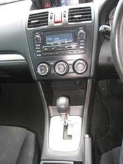 2012 Subaru Impreza MY12 2.0I-L (AWD) Grey Continuous Variable Sedan