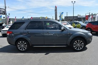 2015 Ford Territory SZ MkII Titanium Seq Sport Shift Granite Crystal 6 Speed Sports Automatic Wagon.