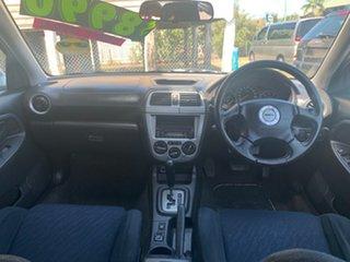 2003 Subaru Impreza RS Silver Automatic Sedan