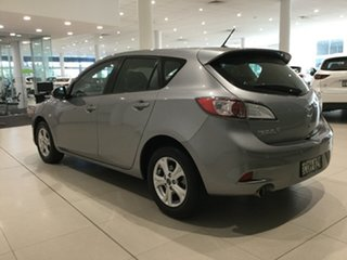 2013 Mazda 3 BL10F2 MY13 Neo Silver 6 Speed Manual Hatchback
