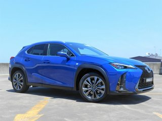 2019 Lexus UX MZAA10R UX200 2WD F Sport Blue 1 Speed Constant Variable Hatchback.