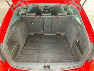 2016 Skoda Octavia NE MY17 RS DSG 162TSI Red 6 Speed Sports Automatic Dual Clutch Wagon