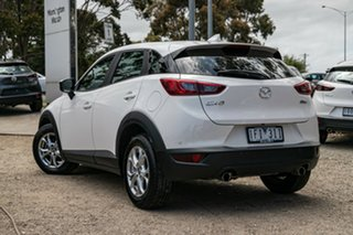 2015 Mazda CX-3 DK2W7A Maxx SKYACTIV-Drive White 6 Speed Sports Automatic Wagon.