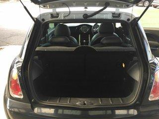 2007 Mini Cooper R50 Checkmate Black 6 Speed CVT Auto Sequential Hatchback