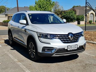 2020 Renault Koleos HZG MY20 Zen X-tronic Universal White 1 Speed Constant Variable Wagon.