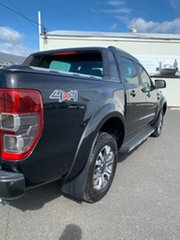 2016 Ford Ranger PX MkII Wildtrak Double Cab Black 6 Speed Manual Utility