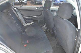 2013 Mitsubishi Lancer CJ MY13 Ralliart White 6 Speed Direct Shift Sedan