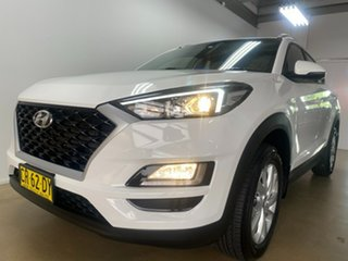 2018 Hyundai Tucson TL MY18 Active X (FWD) White 6 Speed Automatic Wagon