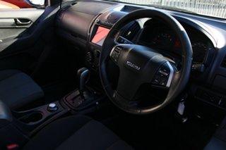 2015 Isuzu D-MAX TF MY15 SX (4x4) White 5 Speed Automatic Crew Cab Utility