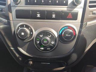 2012 Hyundai Santa Fe CM MY12 SLX Blue 6 Speed Sports Automatic Wagon