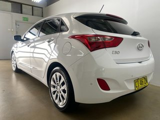 2016 Hyundai i30 GD4 Series 2 Update Active White 6 Speed Automatic Hatchback