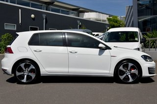 2015 Volkswagen Golf VII MY15 GTI DSG White 6 Speed Sports Automatic Dual Clutch Hatchback.