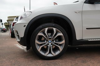 2010 BMW X5 E70 MY10 xDrive 30D White 8 Speed Automatic Sequential Wagon.