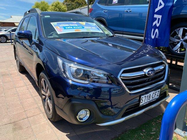 Demo Subaru Outback B6A MY20 2.5i CVT AWD Glenelg, 2020 Subaru Outback B6A MY20 2.5i CVT AWD Dark Blue Pearl 7 Speed Constant Variable Wagon
